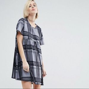 ASOS smock dress